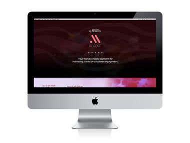 Static website !!