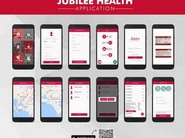 Jubilee Health Mobile App