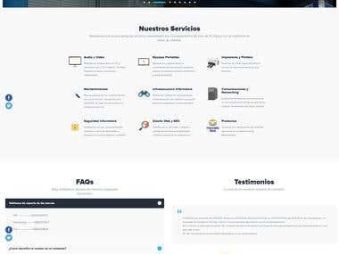 ServiceIT website