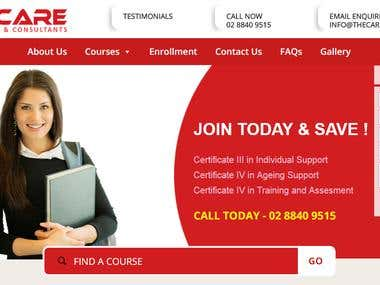 The Care Training