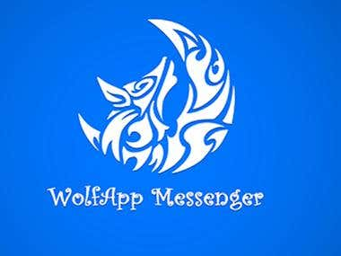 WolfApp Messenger - Chat Application