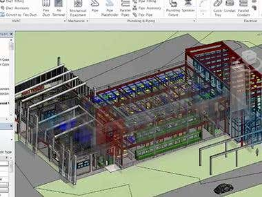 HVAC Design in Autodesk Revit