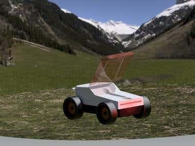 Autonomous Farming robot