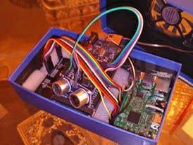 Resberry Pi Robot