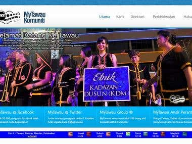 MyTawau Official Website