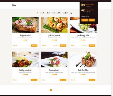RK Ecommerce WordPress Theme