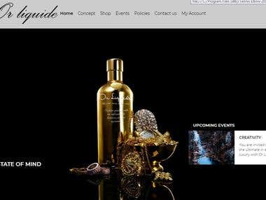 Wordpress Theme Luxury