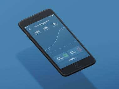 Analytics App (Design)