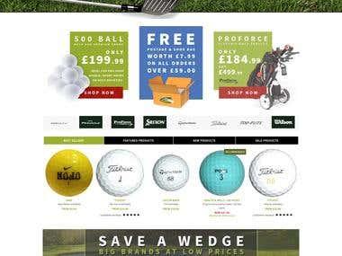 Gold Web site