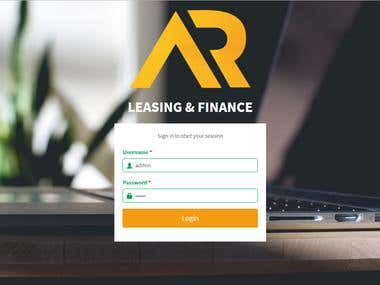 Leasing & Finance Management System