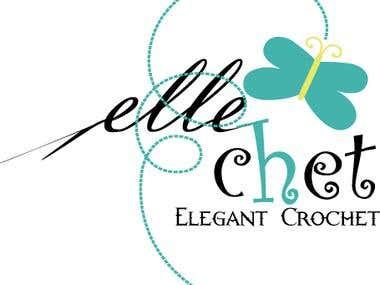 Logo Design _Ellechet Crochets