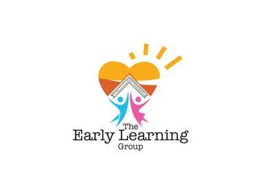 The Early Learning Group Logo designing