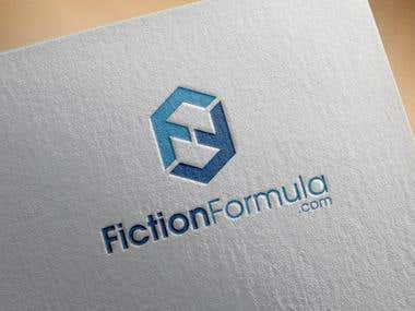 Fiction Formula Logo designing