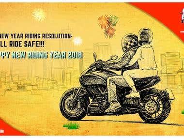 Happy New Year - Throttle