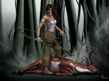 Lara Croft - Tomb Rider