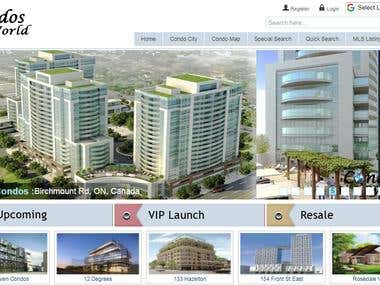 real estate /MLS /IDX