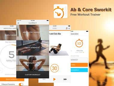 Sworkit - Fitness App