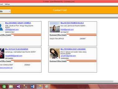 E-Vista Software