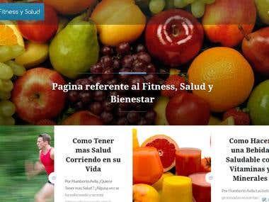 Fitness y Salud Blog