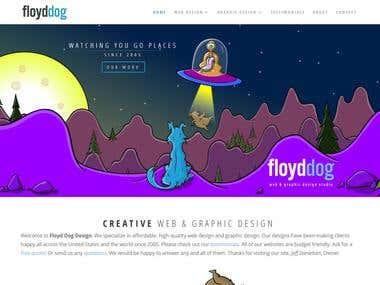 Floyd Dog Design
