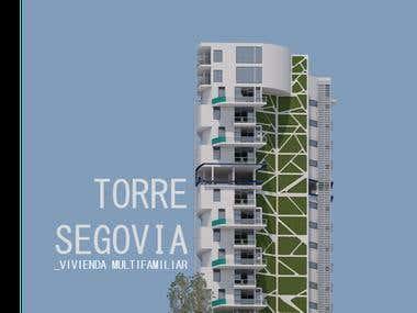 EDIFICIO MULTIFAMILIAR EDIFICIO TORRE SEGOVIA