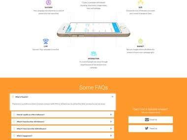 The Panache App