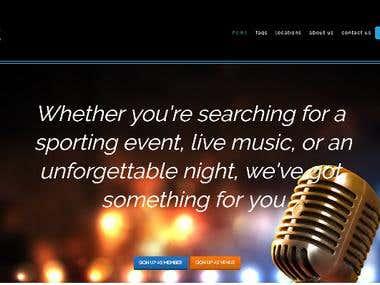 WordPress Membership Site with Ticket Management