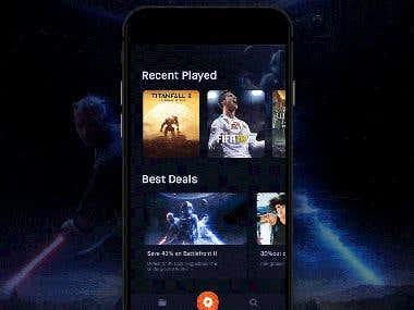 Origin App Mobile