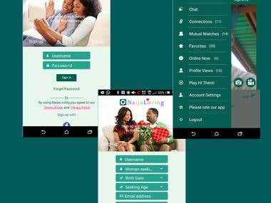 Dating app: Naijaloving