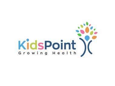 Logo Design - Kidspoint