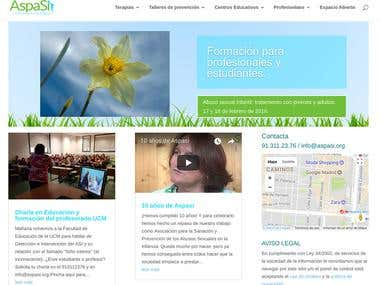 Aspasi Web Wordpress