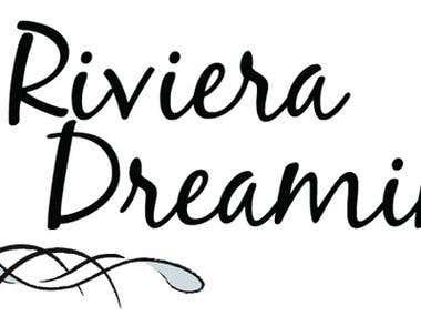 Riviera Dreaming Logo Deisgn