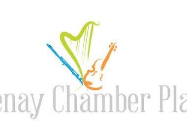 Fontenay Chamber Players Logo Design