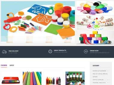 Online Educational Stores