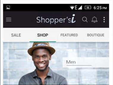 ShoppersI App
