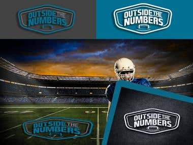 OUTSIDE OF NUMBERS LOGO