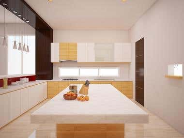 3d Design - Kitchen