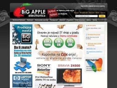 E-Commerce - WebSites - WebShops