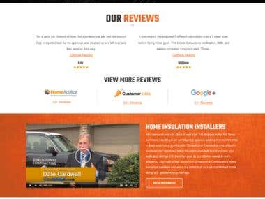 Roofing and Insulation Installers content