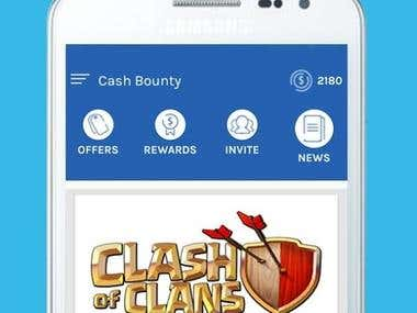 CashBounty - Make Money app