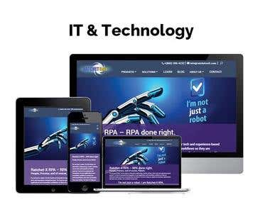 Software company Website Development