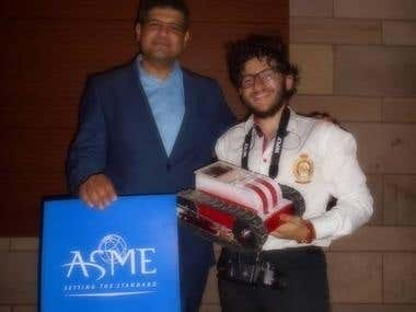 ASME SPDC 2014-2015 Robotcs Challenge
