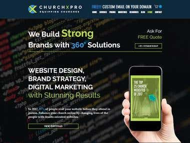 WEBSITE DESIGNING & DEVELOPING 2