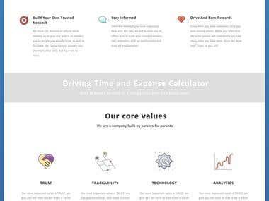 Kybzy - Carpooling App