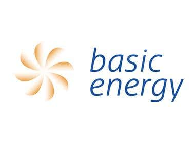 Branding Design - Basic Energy