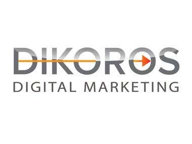 Branding Design - Dikoros Digital Marketing