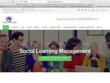 Online academic store