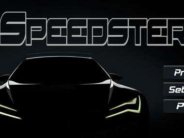 Speedster - A Car Racing Game