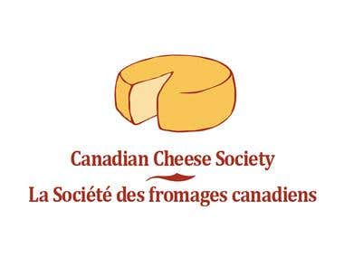 Branding Design - Canadian Cheese Society