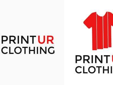 LOGO - print clothing